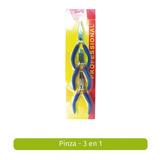 Pinza Bisuteria 3 En 1
