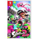 Juegos Digitales Nintendo Switch!! Splatoon 2