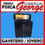 Gavetero Joyero Comercial George Tienda Fisica