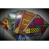 Cuaderno/ Libreta Espirales 6 Materias 160 Hojas Grande