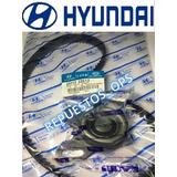Kit Correa De Tiempo Hyundai Accent / Getz / Brisa 1.3-1.5