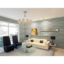 Papel Con Relieve 3d - Modelo Desert - Paneles Decorativos