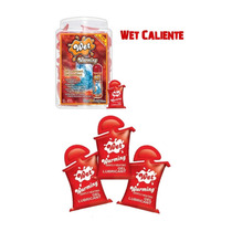Lubricante Caliente Wet 10 Ml