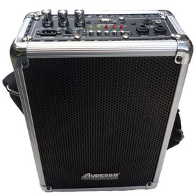 Cajon Amplificado 2000 Wats Con Microfono110 Y 12v Original
