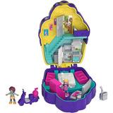 Polly Pocket Sweet Treat Compact Accesorios Y Micro Muñecas