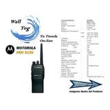 Motorola Pro 5150 Portátil Intrinsecamente Seguro