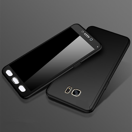 efcaacaebf9 Forro Samsung J4 J6 J7 J8 2018 Plus Anti-golpe Full 360