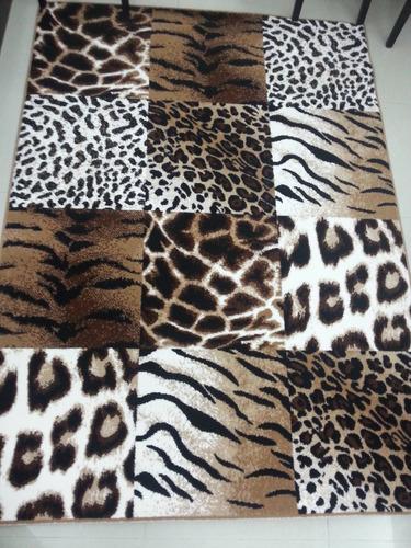 Alfombra animal print importada 160 x 225 cm bs - Alfombras animal print ...