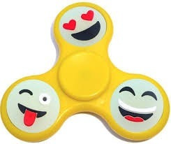Spinner Luminosos Emoticonos Emoji Espiner Gira Caritas Spin