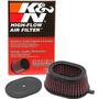 Filtro De Aire Para Moto Kawasaky Klr 100% Original K Y N