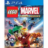 Lego Marvel Super Heroes Digital Original Ps4 |2| Bumsgames