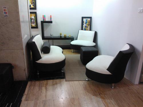 Muebles poltrona butaca recibo juego de sala bs f for Precio de muebles para sala