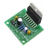 Kit Modulo Amplificador De Audio Tda7297 30 Watts Para Armar
