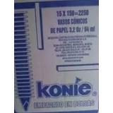 Vasos Conicos Konie Empaque 15x200