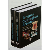 Libro ( Cameron )  Terapias Quirúrgicas Actuales. 2 Tomos.