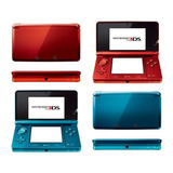 Consolas Nintendo 3ds + Chip 2020 + Pack De Juegos A Elegir
