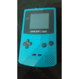Gameboy Color Verde En Excelentes Condiciones