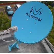 Antena Movistar Tv