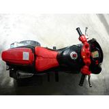 Moto 3 Ruedas Electrica Bateria A 6v