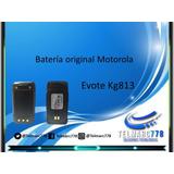 Bateria Radio Evote Kg813 Original