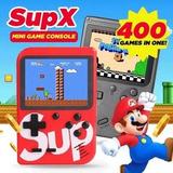 Nintendo Sup Mini Consola De Vídeo 400 Juegos En 1 + Control