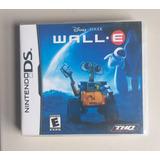 Sg2 Juego Original Nintendo Ds Wall. E Barato 3