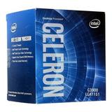 Procesador Intel Celeron G3930 2.9 Ghz Socket 1151 100% New