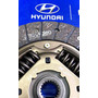 Kit Clutch Embrague Croche Hyundai Getz Accent Brisa 215 Mm Hyundai Accent