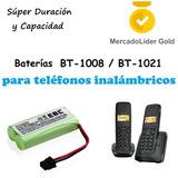 Pila | Bateria Bt-1008 / Bt-1021 | 2.4v | Telefonos Inalamb