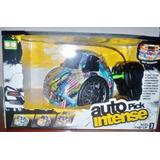Carro A Control Remoto Juguete, Super Monster Race 360rot