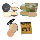 6 Polvos Compactos  Kylie  Maquillaje Al Mayor Ofertas
