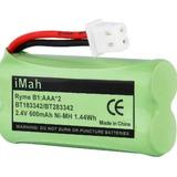 Pilas / Baterías Teléfonos Inalámbricos Aaa 2.4 V  600m Amp
