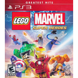 Ps3 Lego Marvel Superheroes Juego Digital 8gb