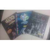 Album De Coleccion Caballeros Del Zodizco Y Star Wars
