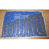 Juego/ Set 11 Llaves En Pulgadas Lyw Tools Original Nuevas