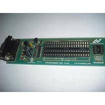 Programador Pic Jdm Plus , Eeprom, Microwire 93c, 24c, 59cxx