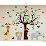 Vinilos Decorativos . Arboles . Murales Infantiles 180x125m
