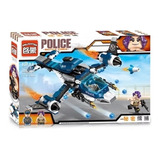 Lego Policias 260 Pzas