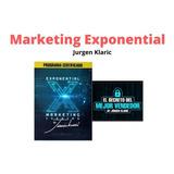 Marketing Exponencial Jurgen Clarick Promo4x1