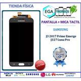 Pantalla Tactil Samsung J3 2017 Prime J327 J337 Original