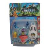 Juguete Bajo Terra 4 Babosas Lanzador Bajo Terra Niños Jugar