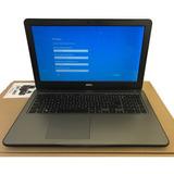 Laptop Dell I7 7500u 8gb 1000gb Tarj De Video Fact+garantia