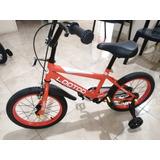 Bicicleta Rin 16 Nueva
