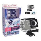 Sport Cam Full Hd 1080p Cámara Deportiva