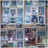 Coleccion De Tarjetas Nba Jordan Y Otros