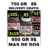Nutella 53, 750 Y 950 Gr. Hazelnut. Oreos, Chispahoy  Oferta