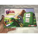Nintendo Nuevo 2ds Link Edition Zelda Coleccion 120v