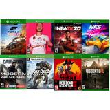 Juegos Xbox One Totalmente Originales + Oferta