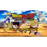 Dragon Ball Super 2 Latino Ps2 Más Muchos Más Personajes!!