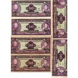 Billetes 10 Bolivares 1995 Varios Seriales Precio X Cada Uno